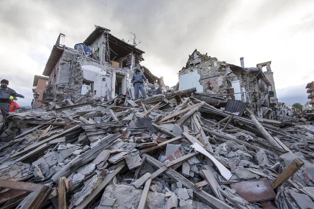 Post-earthquake fire risks