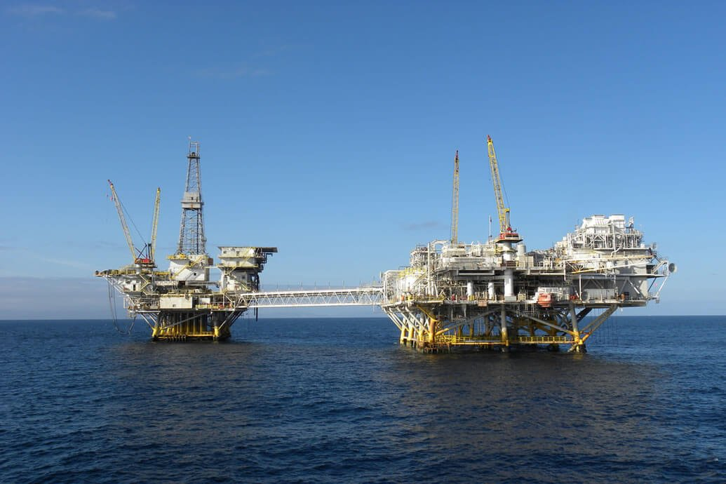 Problem Platform Improves Offshore Fire Protection