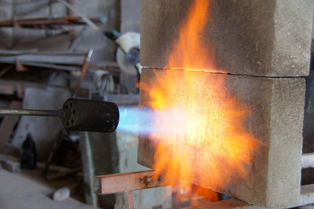 Fire Resistance of Building Materials