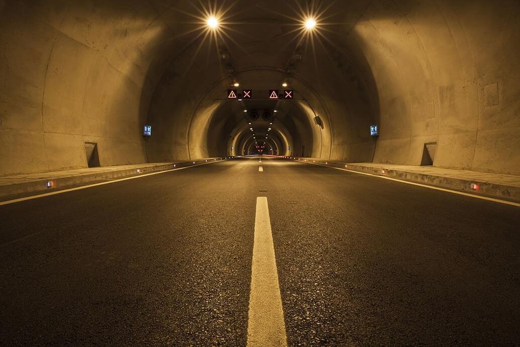 Securiton protect Bogota-Villavicencio tunnels