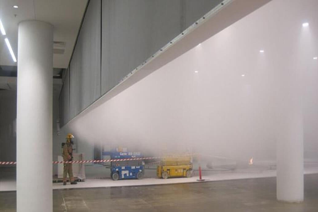 CE Marking of Smoke Barriers