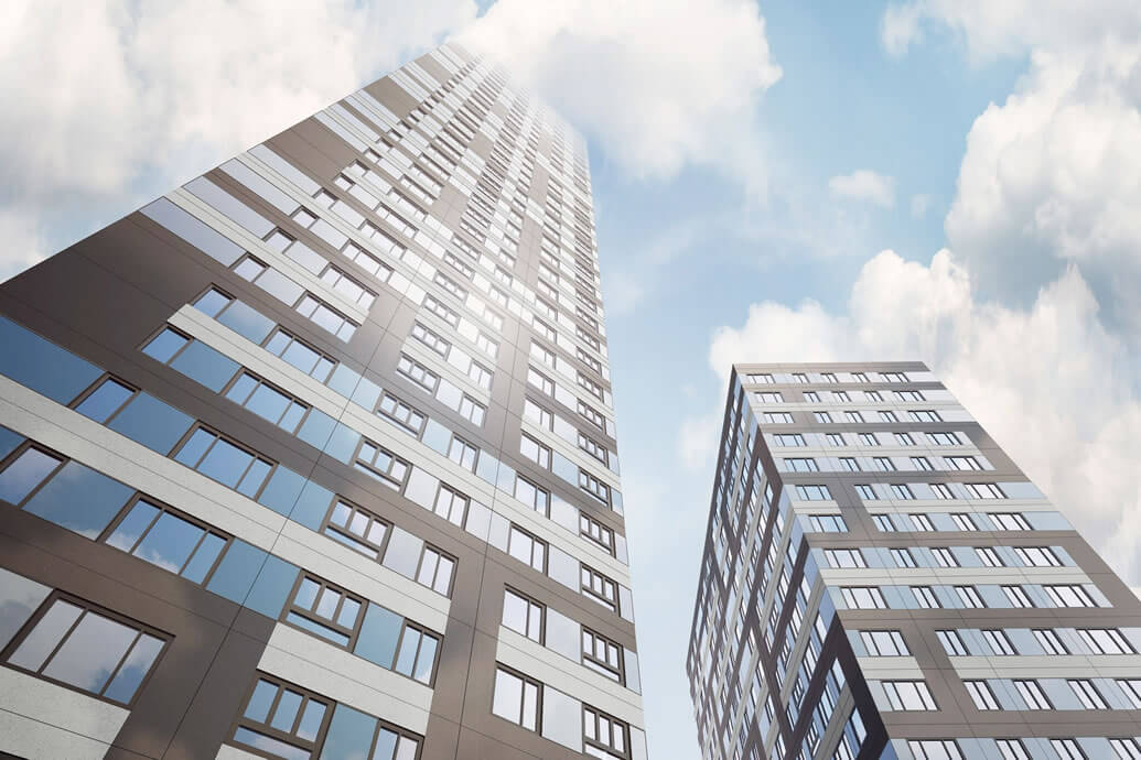 SecuriFire Protects Stockholm Tallest Residential Building