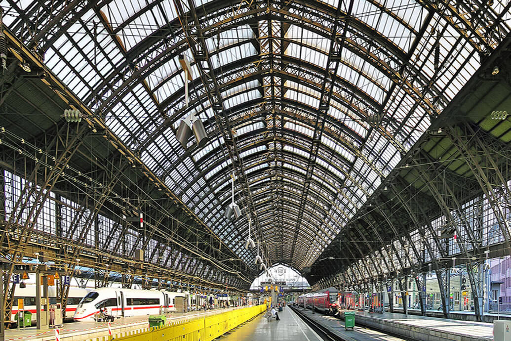 Increasing Fire Safety of Cologne Main Station