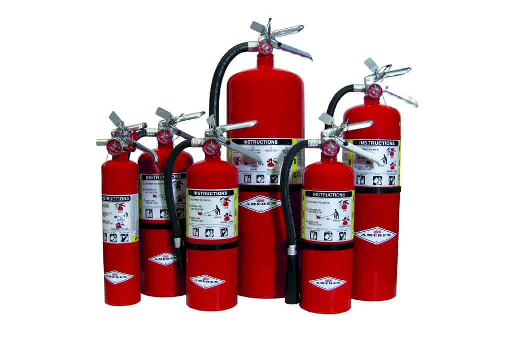 Innovative Extinguishers