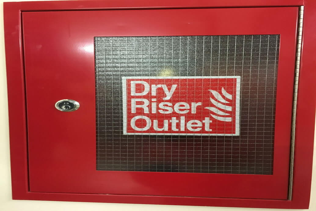 Importance of testing Dry Riser Fire Protection System