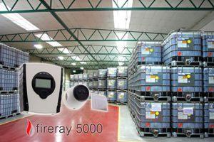 Fireray Smoke Detectors protect OSRL