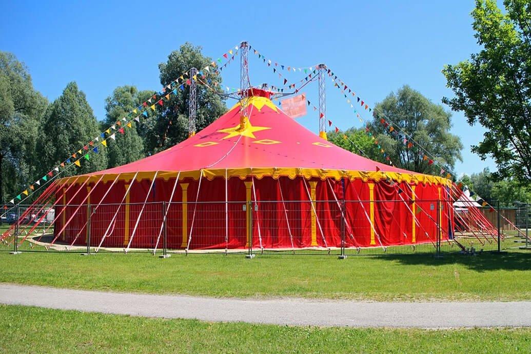 Kentec tours the World with Cirque du Soleil