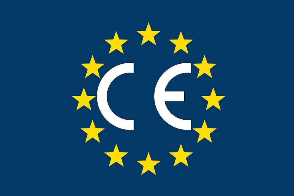 New requirements for CE Marking