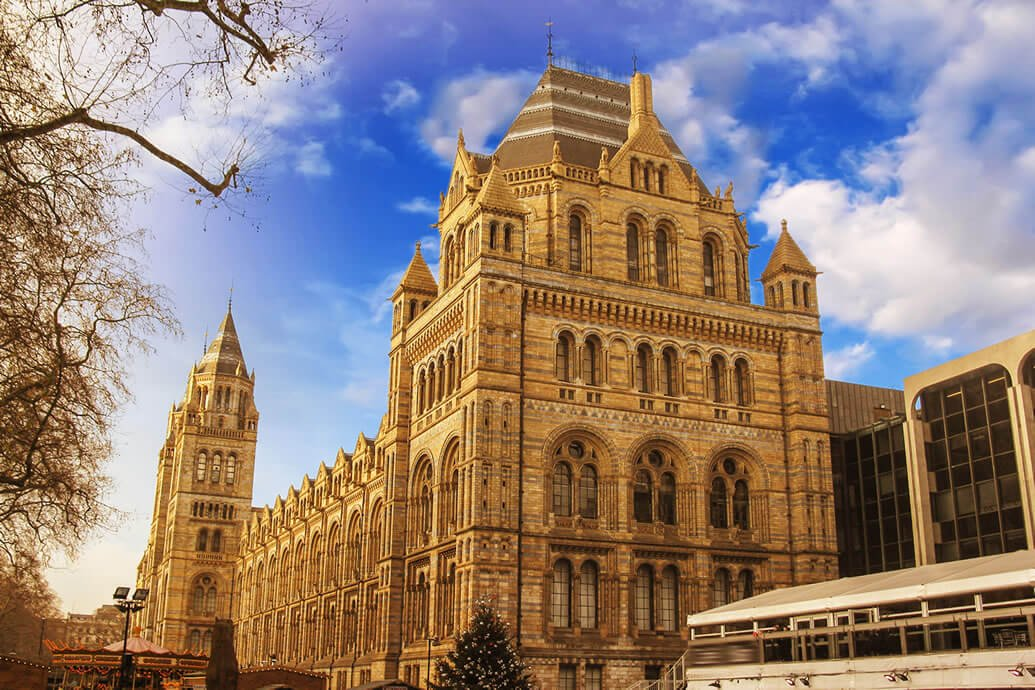 Natural History Museum Protected by Advanced Systems