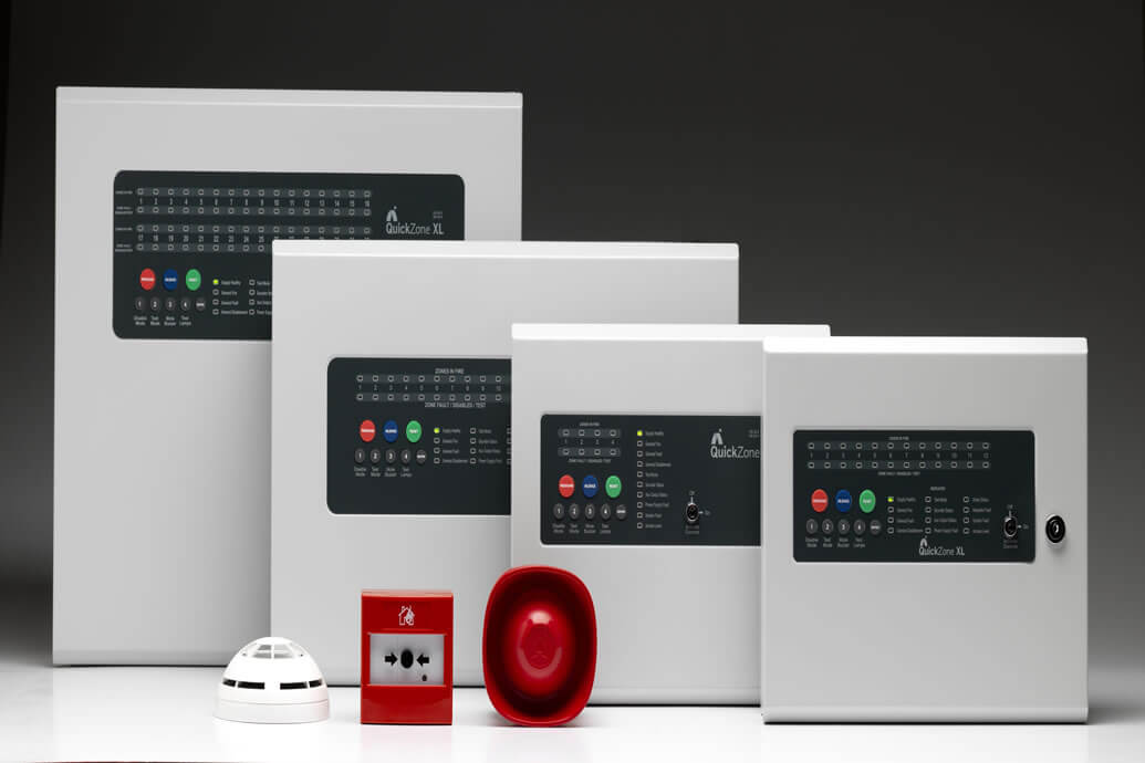 Advanced Adds More Zones to its QuickZone Fire Panels