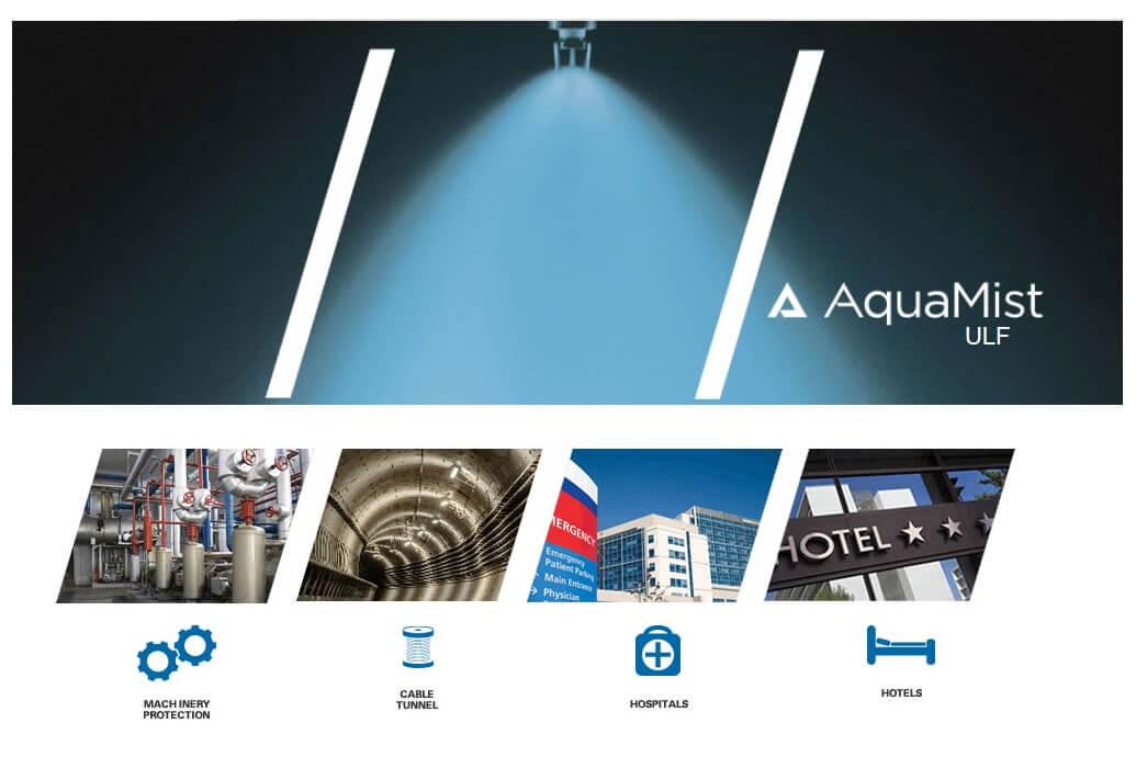 Aquamist Ultra Low Flow