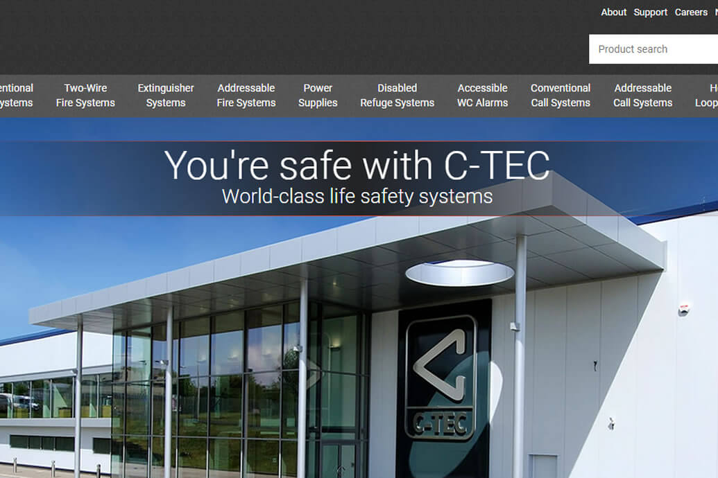C-TEC Launches New Interactive Website