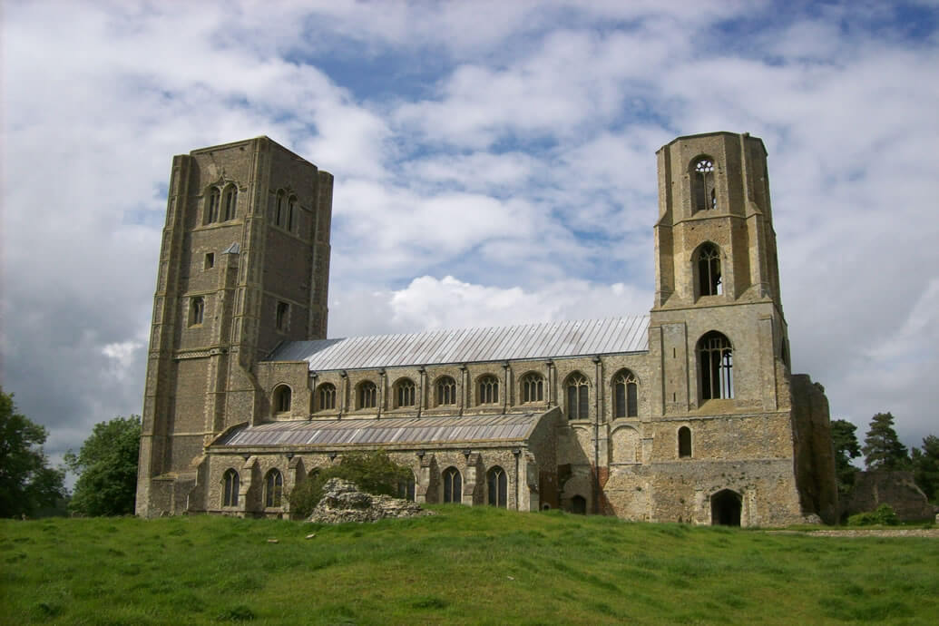 Wymondham Abbey protected by C-TEC ZFP fire system