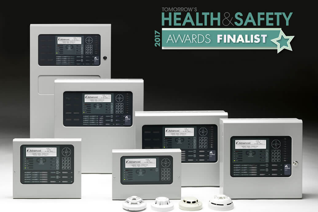Advanced Fire Panel Nominated for Health and Safety Award