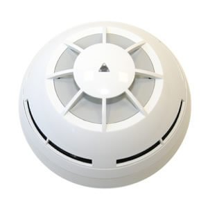 Axis EN Wireless Photoelectric Smoke Detector