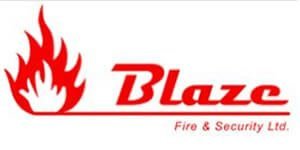 Blaze Fire & Security Ltd company logo