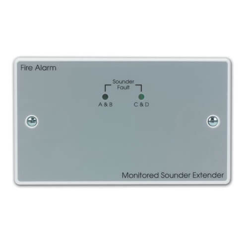 FF502P Universal 4 Zone Sounder Circuit Extender