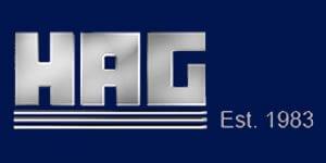 HAG company logo