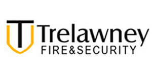 Trelawney Fire and Security company logo