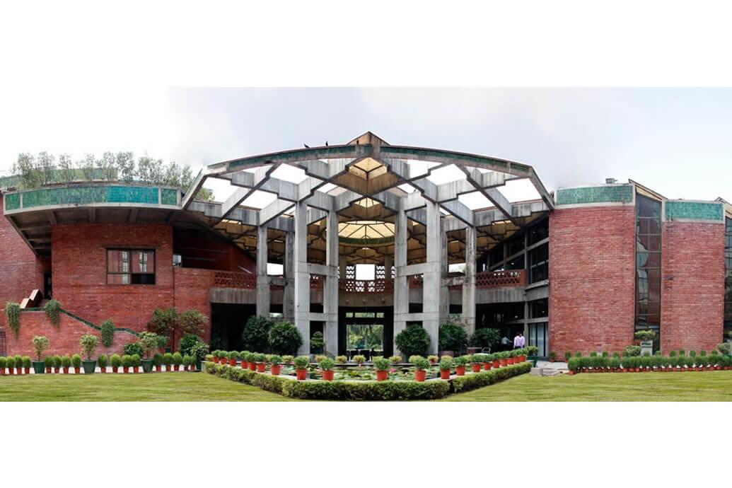Apollo Fire Detectors protects the India Habitat Centre