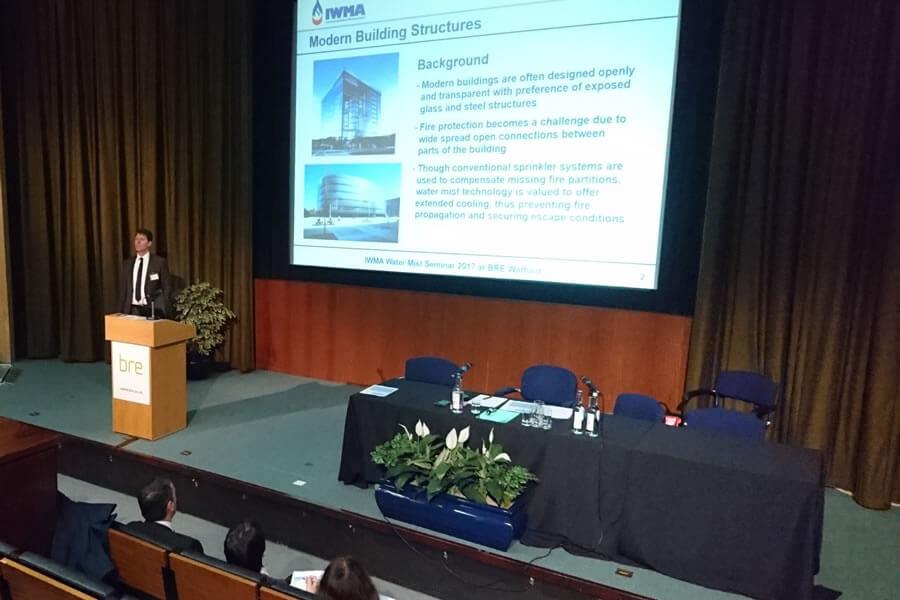 UK Water Mist Seminar