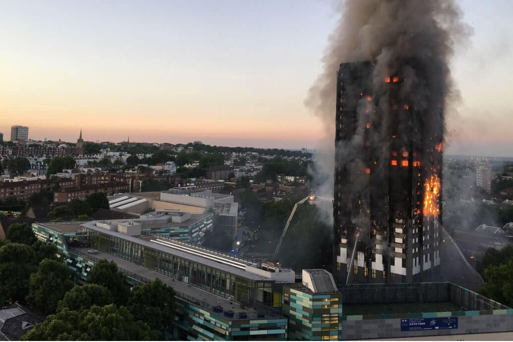 Grenfell Tower Fire: Statement from the Fire Sector Federation