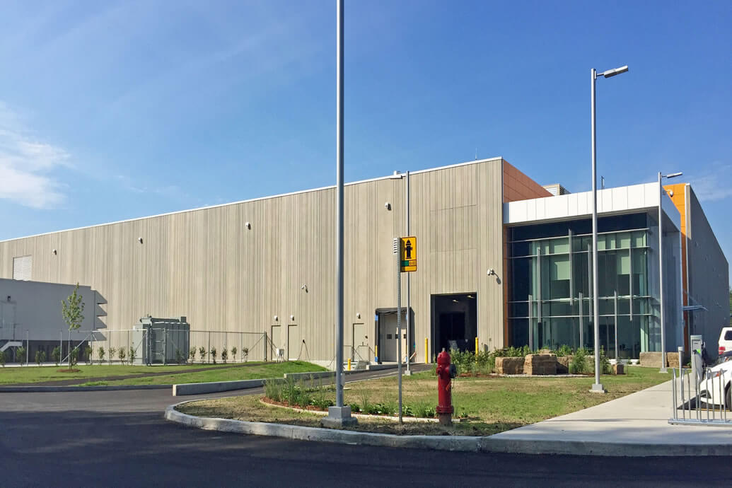 Hydro-Québec's data centre protected by Advanced