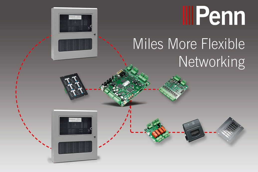 Advanced's fire networking is now miles more flexible