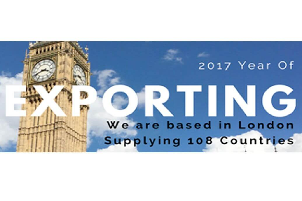 Coltraco support 2017 Year of Exporting