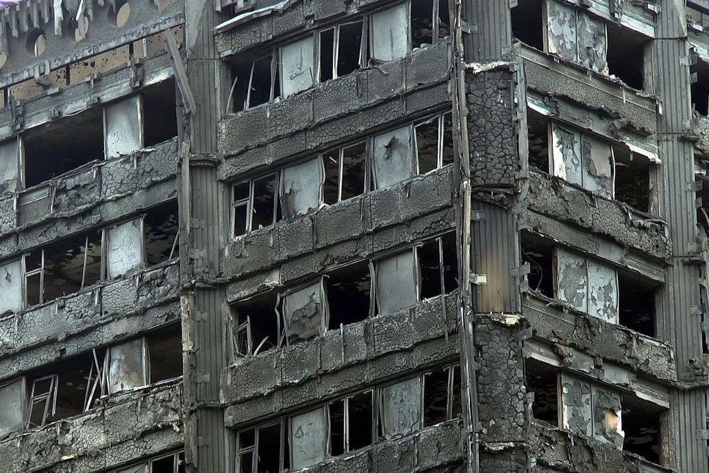 Fire Safety Tests on Cladding