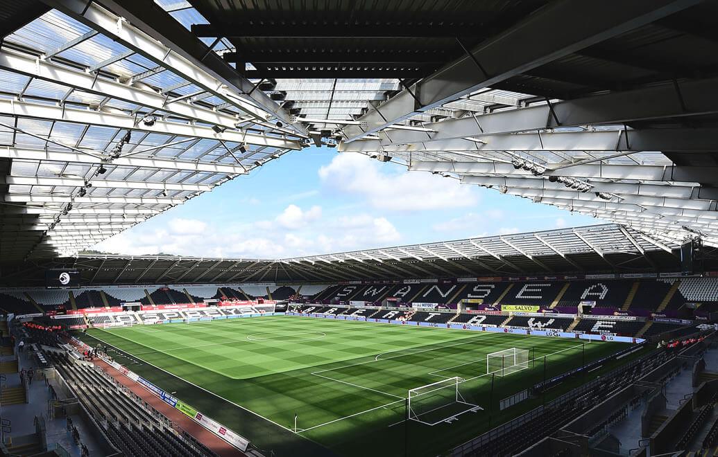 Advanced Panels Protect Landmark Swansea Stadium