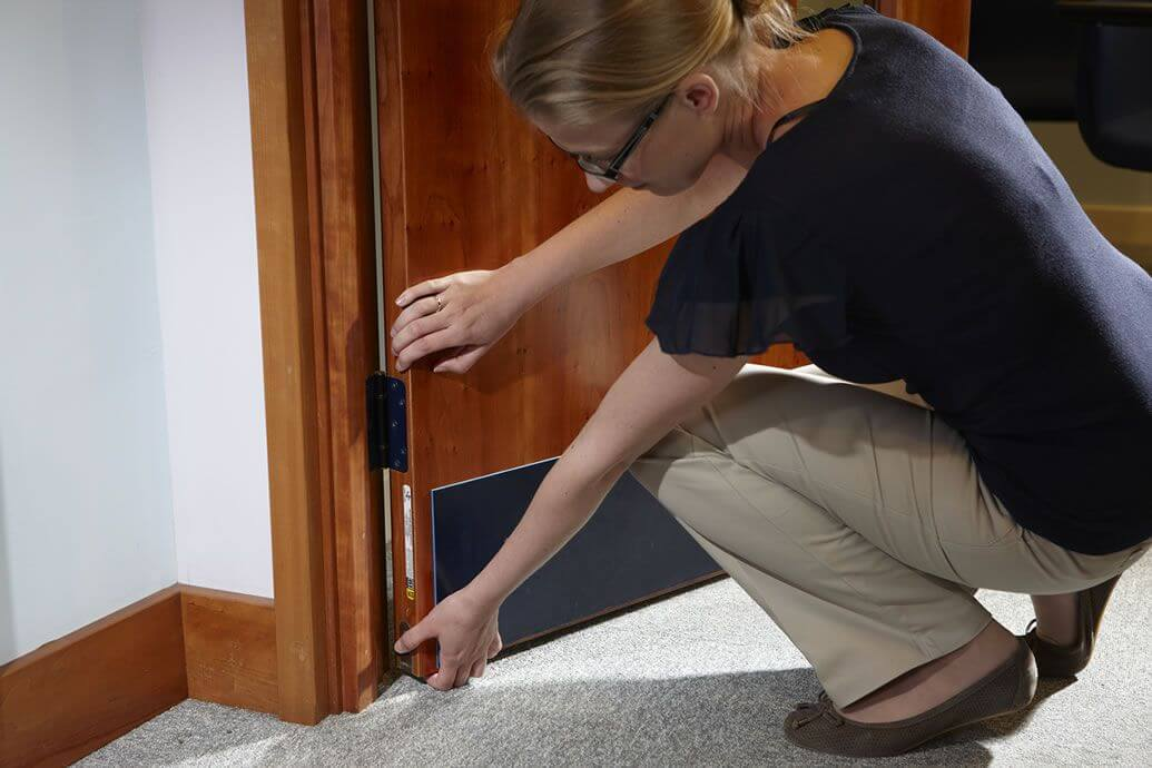 Free online training on fire doors