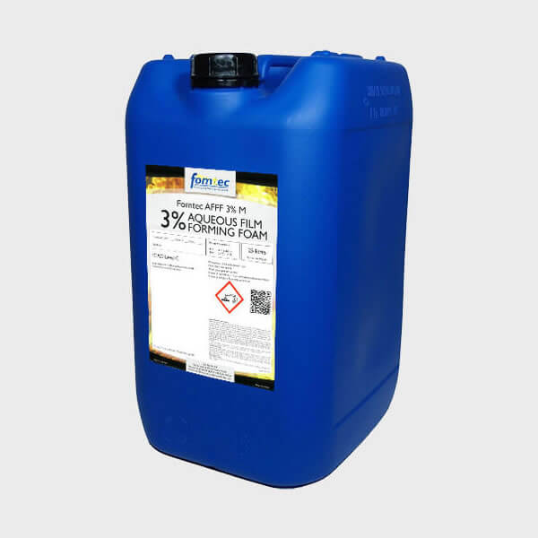 Fomtec AFFF 3% M Foam Concentrate