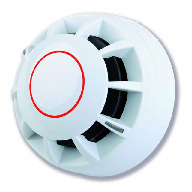 CAST Programmable Heat Detector