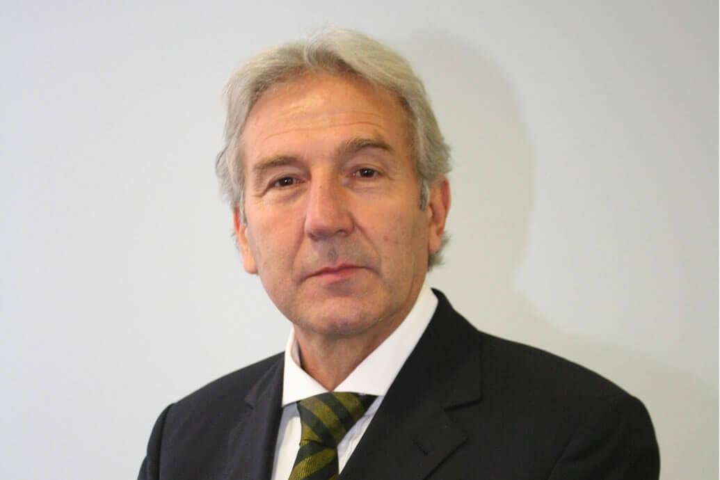 Fire Sector Federation President Brian Robinson