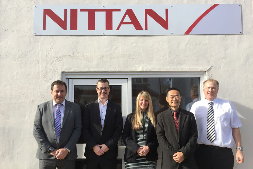 Nittan Sales Team Expands for Increased Regional Focus