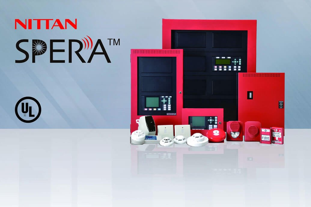 Nittan's SPERA UL Range launched to great acclaim at Firex