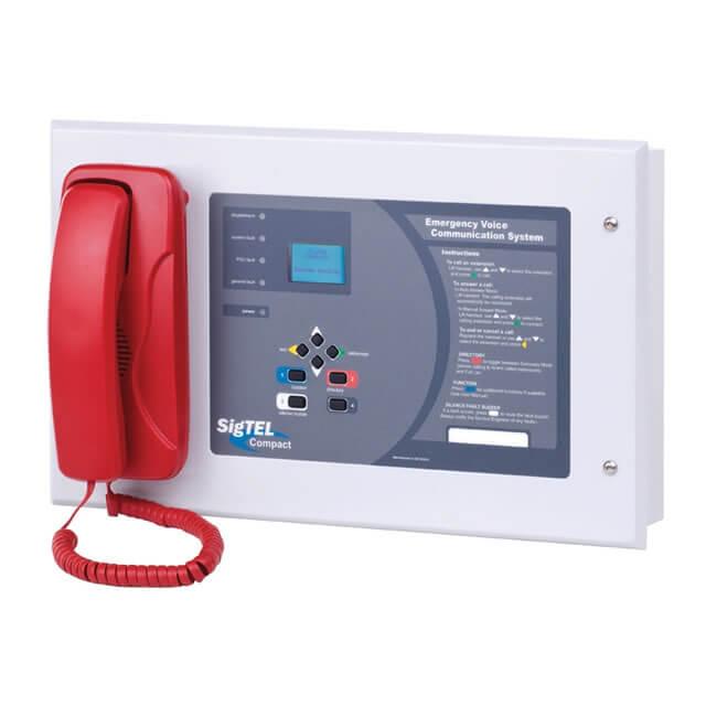 SigTEL 4 Line Master Controller