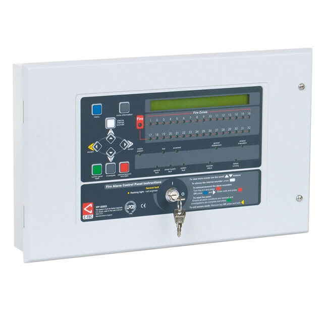 XFP 2 Loop 32 Zone Addressable Fire Panel