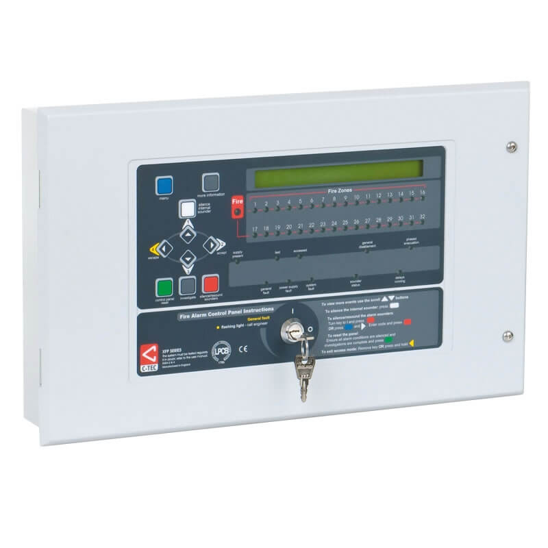 XFP 32 Zone Repeater Panel