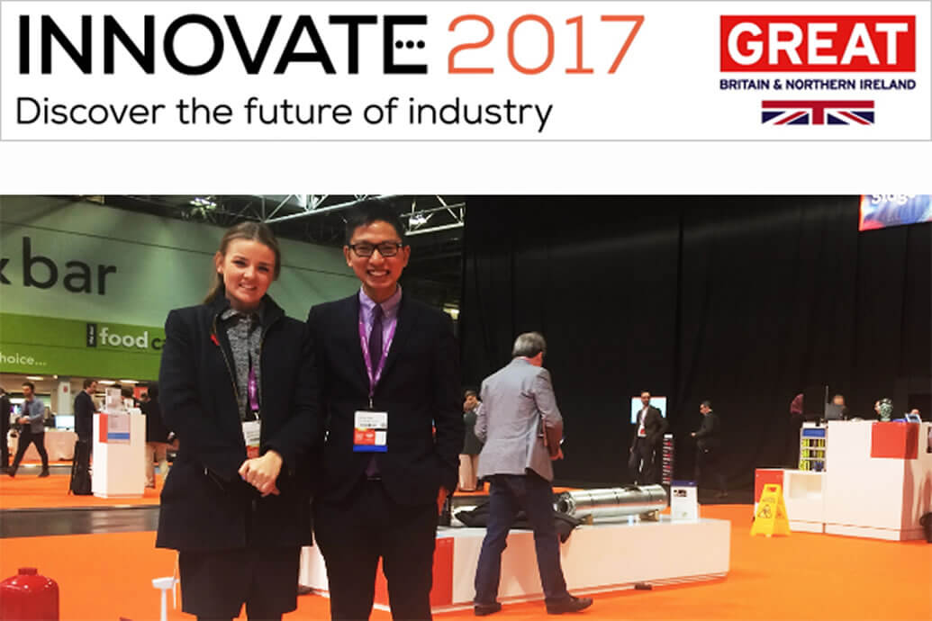 Innovate Showcase 2017 with Live Permalevel MULTIPLEX Demonstration