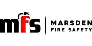 Marsden Fire Safety company logo