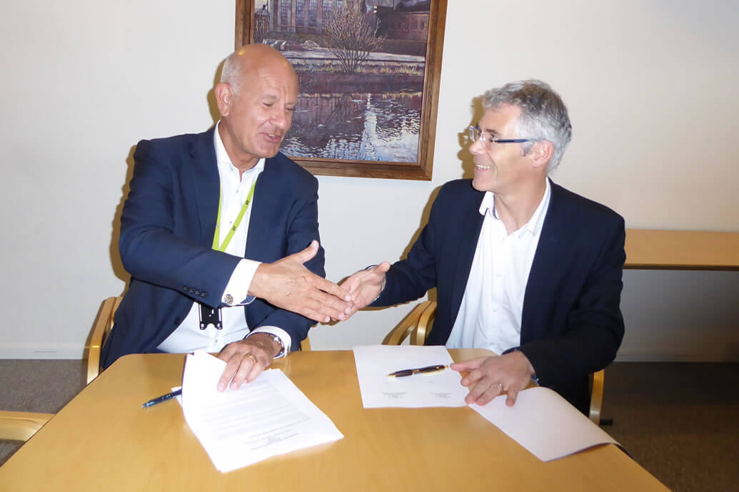RISE Research and Efectis Group Sign Agreement