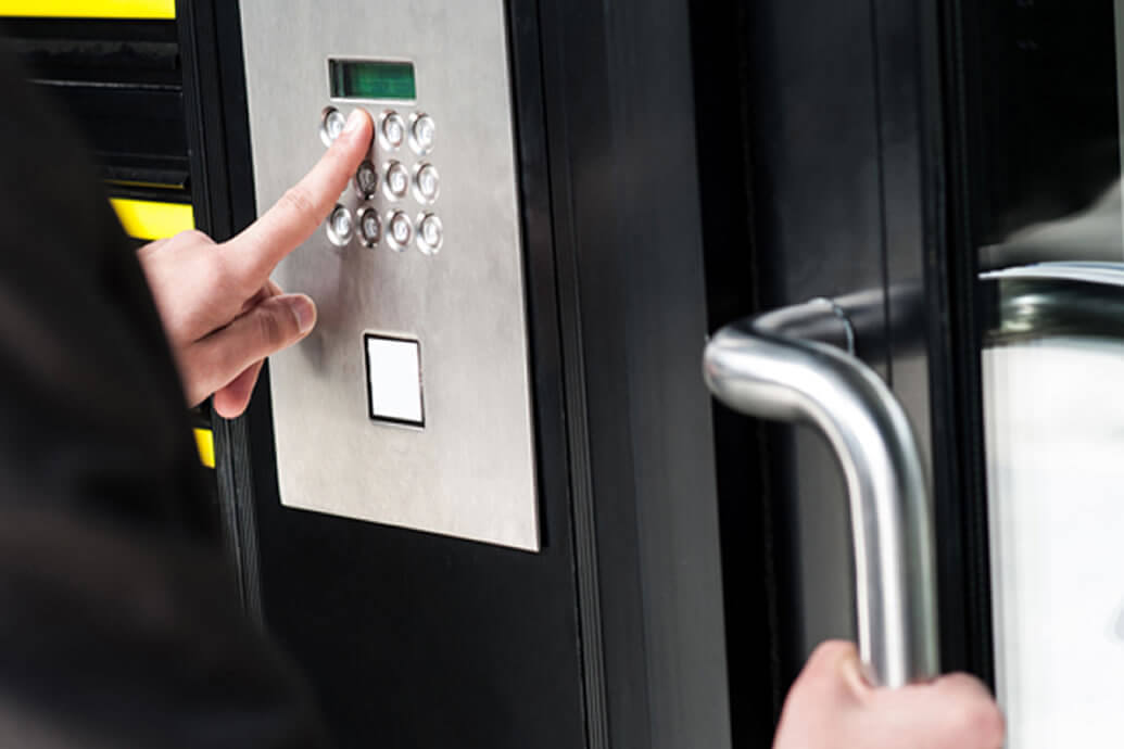 Improved Building Access Control in the UK