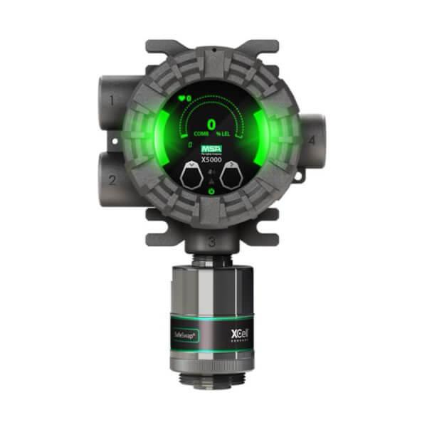 MSA ULTIMA X5000 Gas Monitor