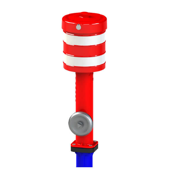AVK Series 84 Above Ground Fire Hydrant