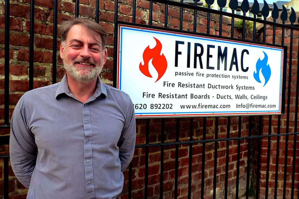 Firemac Receives Queen's Award for Enterprise 2018