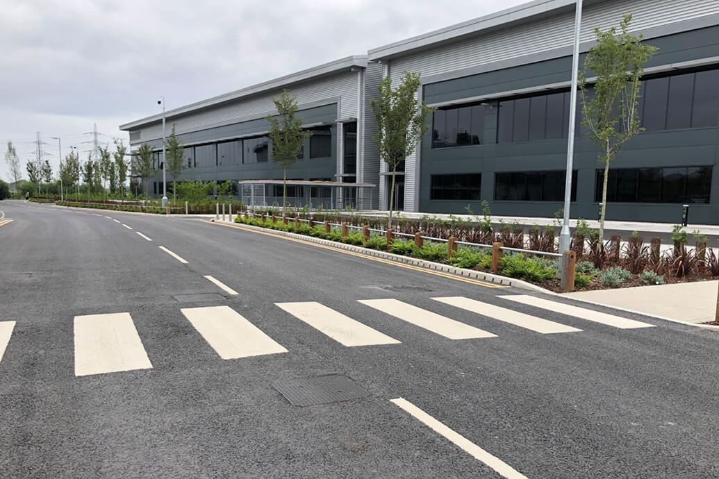 C-TEC's XFP Specified at Segro's Super Park