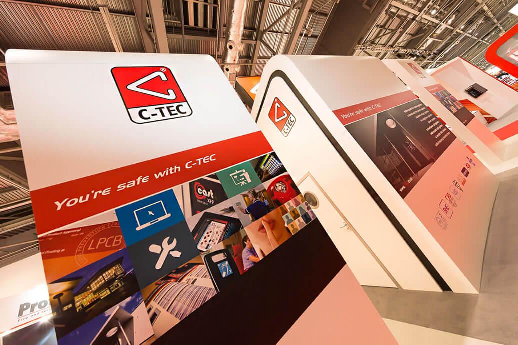 C-TEC Exhibiting at Security Essen
