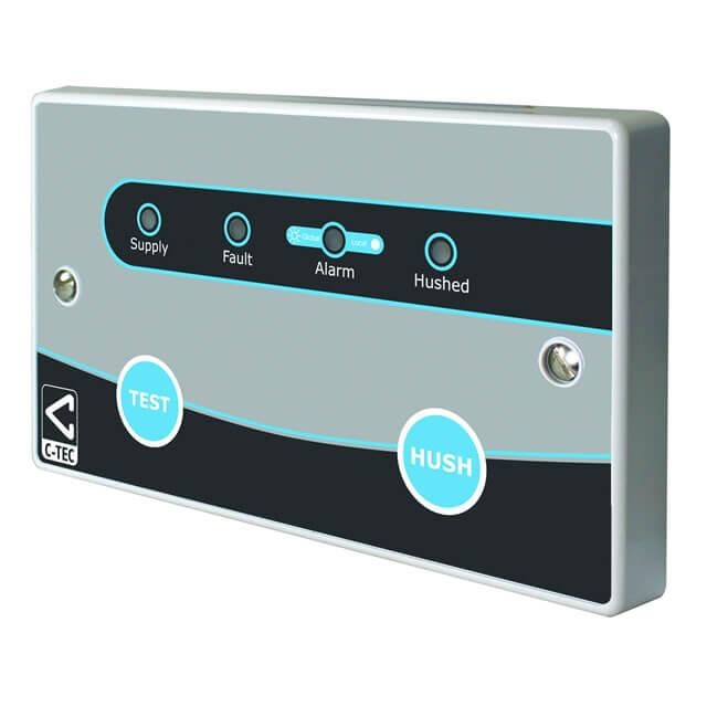 C-TEC Hush2 BS5839-6 Grade C Fire Alarm Controller